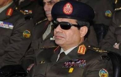 Jenderal Sisi Menang Mutlak Pilpres Mesir 2014