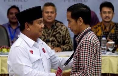 Jokowi-Prabowo Bertemu, Ini Istimewanya
