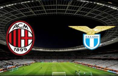 AC Milan Kalahkan Lazio 3-1