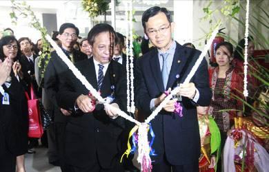 BPK Penabur Jakarta Resmikan TKK Kota Wisata