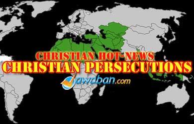 Lebih Dari 3.400 Umat Kristen Akan Dievakuasi dari Sudan