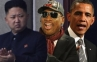 Legenda NBA Siap Bebaskan Tahanan Korut Asal AS