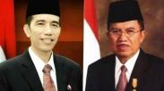 Ragam Keunikan Bersejarah di Pelantikan Jokowi-JK