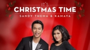 Sandy Thema dan Maya Idol Luncurkan Album Natal Perdana