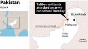 Taliban Bantai Ratusan Anak, Dunia Mengecam