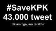 Bambang Widjojanto Ditangkap, #SaveKPK Mendunia