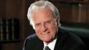 Ternyata Inilah Ayat Alkitab yang Ingin Selalu Diingat Penginjil Senior Billy Graham!