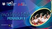 BPK Penabur Buka Festival Paduan Suara II 2015