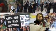 Umat Kristen Irak Perangi ISIS
