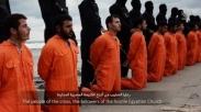 ISIS Penggal 21 Orang Kristen Koptik Mesir