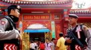 Ribuan Polisi Kawal Perayaan Imlek di Jakarta