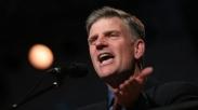 Dituding Sebarkan Pidato Kebencian, Putra Ev. Billy Graham Ditolak Di Inggris