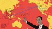 Tiongkok Tawari Indonesia 40 Miliar Dollar AS Untuk Poros Maritim