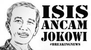 ISIS Indonesia Ancam Bunuh Presiden Joko Widodo
