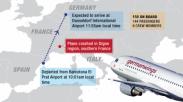 Kopilot Germanwings Diduga Sengaja Tabrakan Pesawat