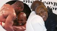 Evander Holyfield Maafkan Mike Tyson Soal Gigit Kuping