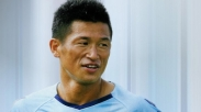 Legenda Sepakbola Jepang Catat Rekor Baru
