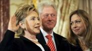 Hillary Clinton Maju Dalam Pilpres AS 2016