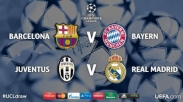 Inilah Drawing Semifinal Liga Champions 2014-2015