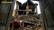 Ilmuwan: Gempa Nepal Tak Bunuh Manusia, Tapi Bangunannya