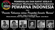 Pewarna Indonesia Gelar Pembekalan dan Rapat Kerja