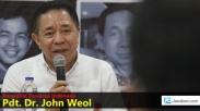 Pendeta John Weol: Pewarna Indonesia Harus Bersatu dan Rukun