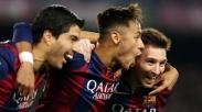 Luis Suarez Ajari Lionel Messi Cara Mengasuh Anak
