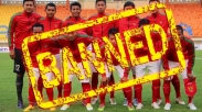 Indonesia Resmi Dicoret dari 6 Turnamen Internasional
