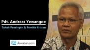 Andreas Yewangoe: Gereja Harus Tegas Tolak Revisi UU KPK