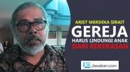 Arist Merdeka Sirait: Gereja Harus Lindungi Anak Dari Kekerasan