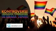 Pernikahan Sesama Jenis Tidak Akan Terjadi di Indonesia
