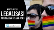 Kaum Konservatif Desak MA Batalkan Legalisasi Pernikahan Sesama Jenis