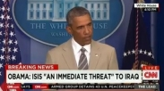 Barack Obama Nyatakan AS Latih Pasukan ISIS