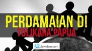 Toleransi Beragama di Tolikara, GIDI Sumbang 5 Ekor Sapi