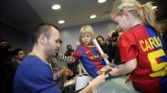 Andres Iniesta: Sepakbola Berikan Hal Positif untuk Anak-anak