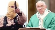 Paus Nyatakan Pastor yang Dibunuh ISIS di Prancis adalah Martir