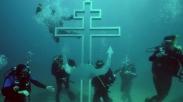 Rusia Bangun Gereja Bawah Laut Pertama di Dunia
