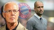 Memohon Guardiola Tidak Pergi, Beckenbauer Kutip Alkitab