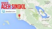 Buntut Pembakaran Gereja, Kapolres Aceh Singkil Dicopot