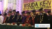 STT Ekumene Jakarta Gelar Wisuda Ke-IV