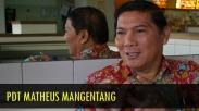 Kasus Hukum Pendeta Matheus Mangentang, Diputus Bebas Murni