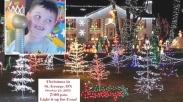 Di Kanada, Natal Diadakan Lebih Cepat Untuk Bocah Ini