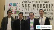 Gereja NDC Luncurkan Live Recording NDC Worship Live In Baywalk