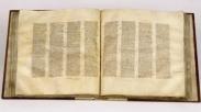 Alkitab Tertua Didunia Dipamerkan di Inggris