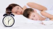 Ternyata Kesehatan Mental Ibu Berhubungan dengan Waktu Tidur Anak!
