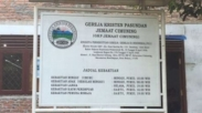 Diganggu Oknum Intoleran, PGI Kunjungi GKP Cimuning Bekasi