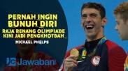 Pernah Ingin Bunuh Diri, Raja Renang Olimpiade Kini Jadi Pengkhotbah