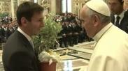Paus Fransiskus: Messi Lebih Baik Dibanding Pele dan Maradona