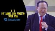 Salah satu Ketua MPH PGI, Pendeta Samuel Budi Prasetyo Tutup Usia