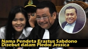 Wow, Nama Pendeta Erastus Sabdono Disebut dalam Pledoi Jessica